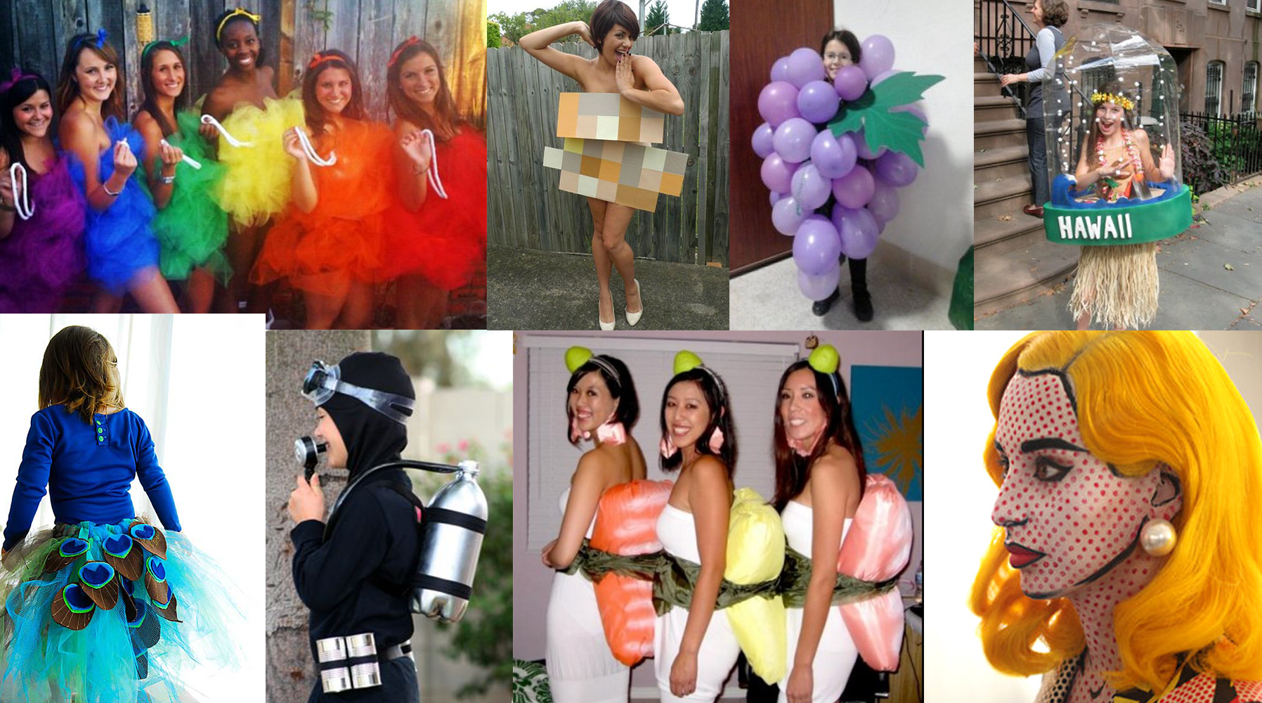 Como disfrazarse para carnaval