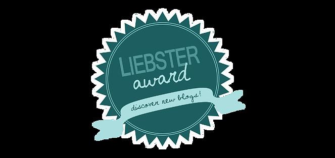 Liebster Award Lovepops