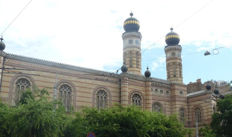 Sinagoga Judia Budapest